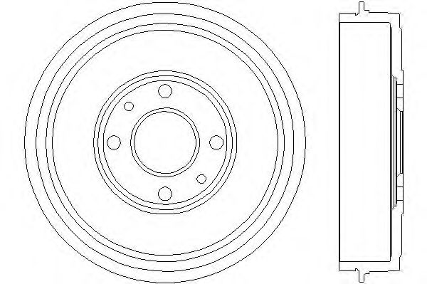 диаметр регуляровчнои шайбы клапанов фиат ритмо 138а